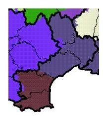 Figure 4 – In the French région of Languedoc-Roussillon